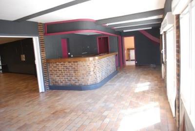 Maison cheminée 5 chambres cour
