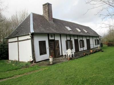 2 maisons normandes meublées région londinieres