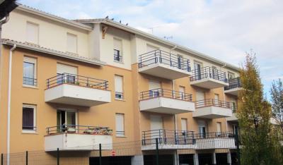 Appartement T2 dernier étage avec parking