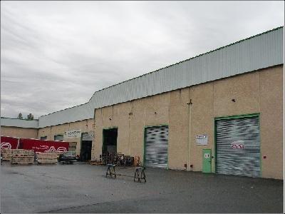 Vente Local d'activités / Entrepôt Jassans-Riottier 0