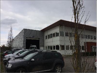 Location Local d'activités / Entrepôt Chaponnay 0