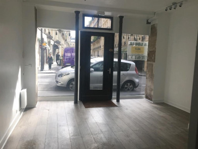 Location Boutique Paris 9ème