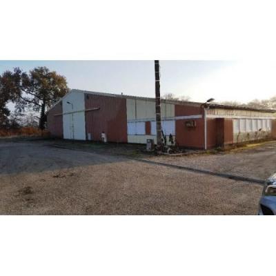 Vente Local d'activités / Entrepôt Lavardac