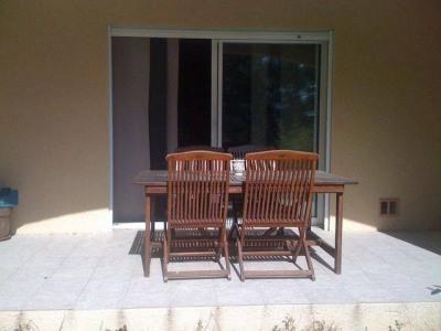 Appartement de type 3 au calme avec terrasse