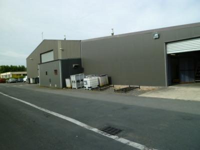 Vente Local d'activités / Entrepôt Honfleur