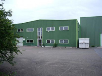 Location Local d'activités / Entrepôt Achères 0