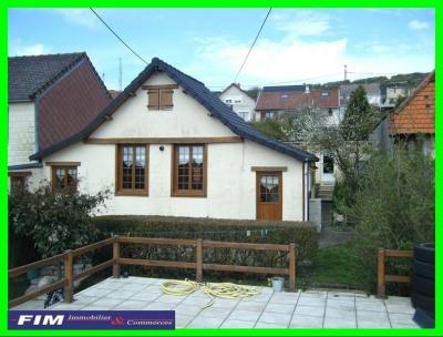 Maison parfait état à Mers les Bains 3 chambres gargae jardin