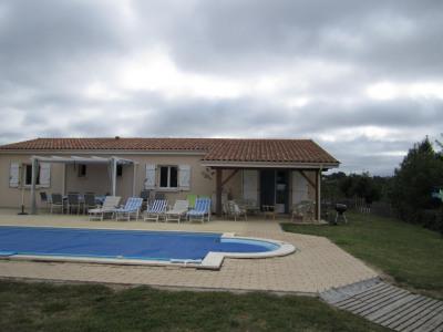 Plain pied 150 m², avec piscine