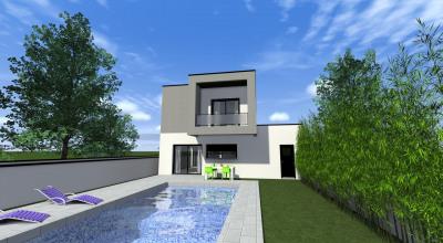 Villa contemporaine sur 625m² de terrain Aussonne (31840)