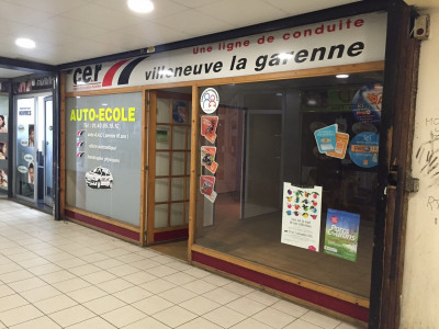 Location Boutique Villeneuve-la-Garenne