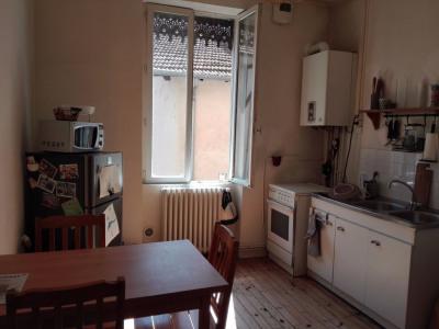 Appartement 2 pièces centre ville Bourgoin