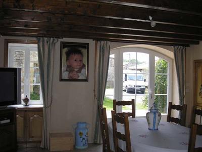 Vente maison / villa Loulay 143700€ - Photo 4