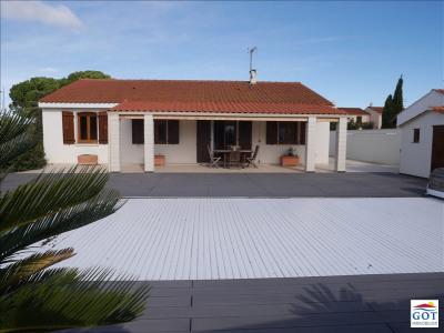 Villa pp 4f piscine