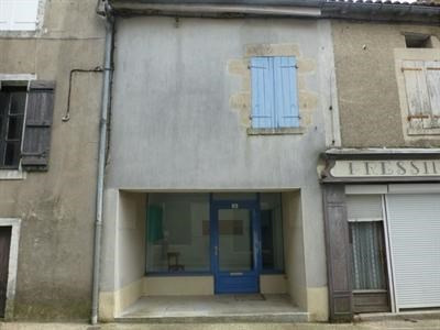 Sale building Aulnay 21 500€ - Picture 1