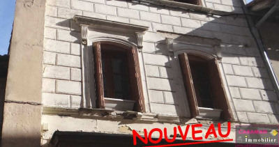 Vente maison / villa Caraman  Centre