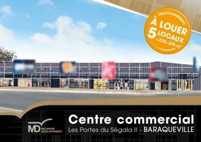 Location Local commercial Rodez 1