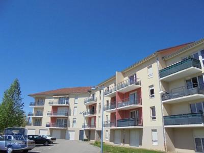 Location - Appartement 3 pièces - 64,24 m2 - Saint Clair de la Tour - A louer T3 st clair de la tour - Photo