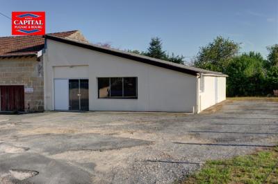 Local 100 m² proche Pugnac Pugnac