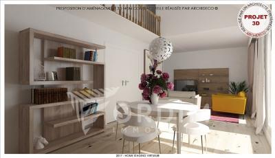 APPARTEMENT RECENT AUXERRE - 4 pièce(s) - 112 m2