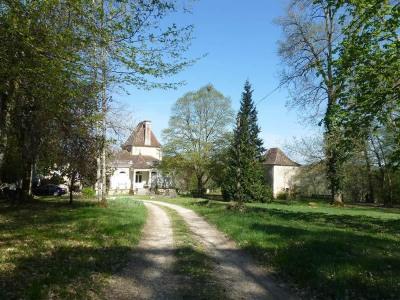 Vente - Château 10 pièces - Douville - Photo