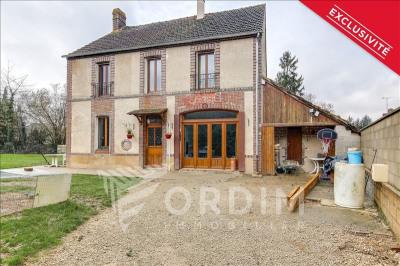 Maison ancienne pourrain - 5 pièce (s) - 140 m²