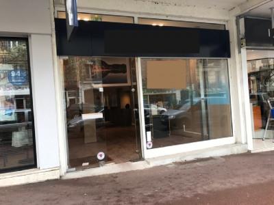 Location Boutique Garches
