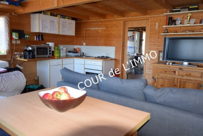 Chalet (Landhaus) 1 Zimmer