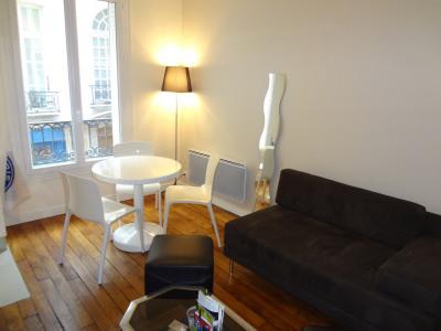 Location Appartement Paris Passy - 30.5m²