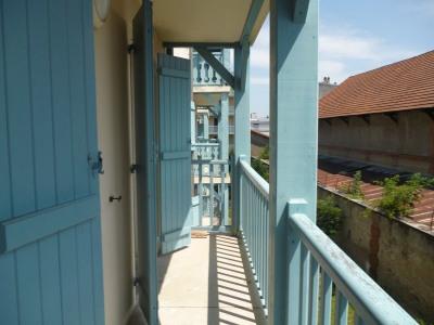 T2 de 52 m² avec très grand balcon de 7 m² plein sud