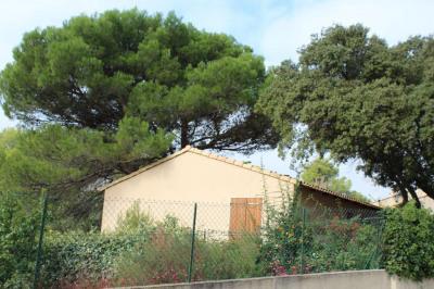 villa de 80 m² sur un terrain de 570 m²