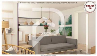 Appartement Eaubonne 5 pièce (s) 83 m²