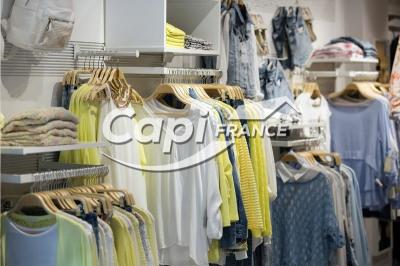 Fonds de commerce Prêt-à-porter-Textile Bourgoin-Jallieu