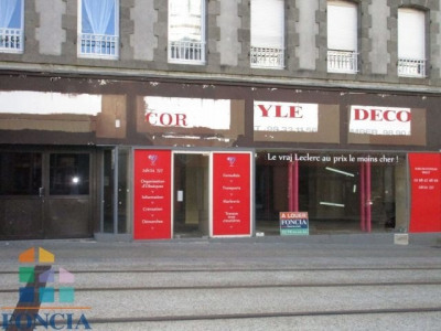 Location Local commercial Brest