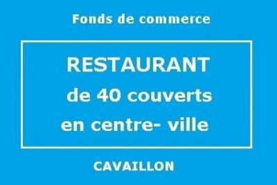 Fonds de commerce Café - Hôtel - Restaurant Cavaillon 0