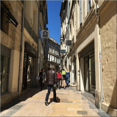 Location Boutique Montpellier
