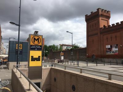 Toulouse Saint-Michel - appartement 3 pièces