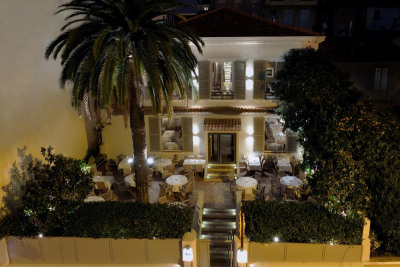 Cannes - restaurant