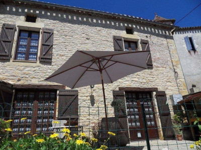 Country house 3 rooms Puy l Eveque