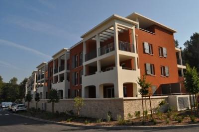 T2 avec terrasse et 2 pkgs dans résidence neuve