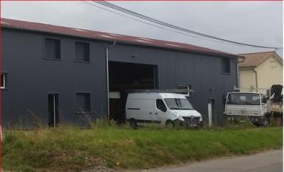 Vente Local d'activités / Entrepôt Saint-Bonnet-de-Mure