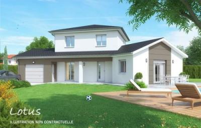 Maison  5 pièces + Terrain 1000 m² Anthon (38280) par BATI EST