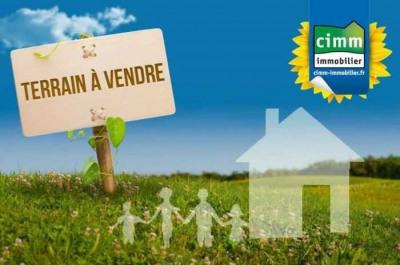 Terrain 1300 m² à Rémy - 101 800 euros