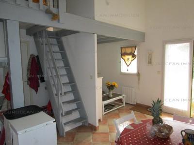 Vermietung von ferienwohnung haus Lacanau ocean 510€ - Fotografie 4