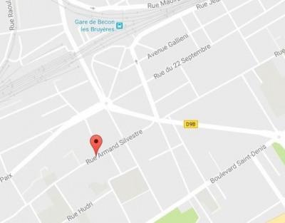 Vente Boutique Courbevoie
