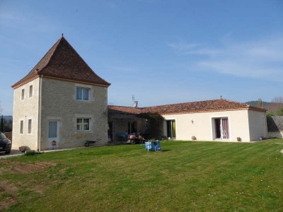 Residence 6 rooms Prayssac