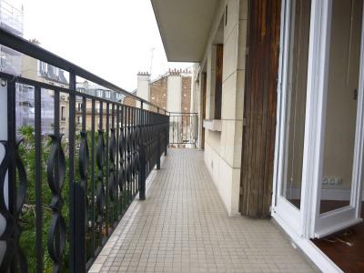 Grand 2 pièces avec balcon - daumesnil - etage élevé