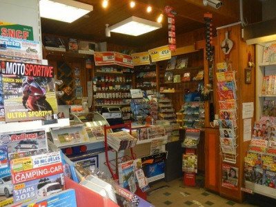 Fonds de commerce Tabac - Presse - Loto Grenoble