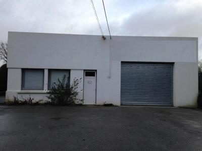Vente Local d'activités / Entrepôt Locminé