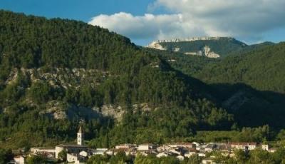 Terrain constructible Luc-en-Diois