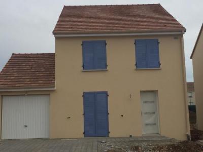 """Modèle de maison  """"Orléans"""" à partir de 4 pièces Yvelines par MAISONS PIERRE"""